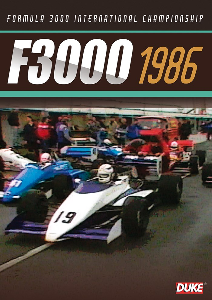 F3000 Review 1986 - Coming Of Age Duke Archive DVD