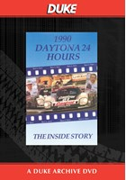 Daytona 24 Hours 1990 Duke Archive DVD