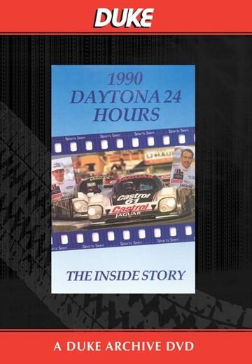 Daytona 24 Hours 1990 Duke Archive DVD - click to enlarge