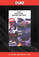Spa 24 Hour Saloon Car Race 1988 Duke Archive DVD