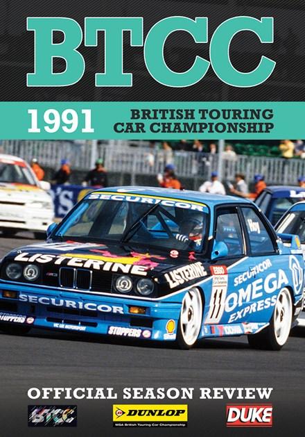 BTCC 1991 Review (Download)