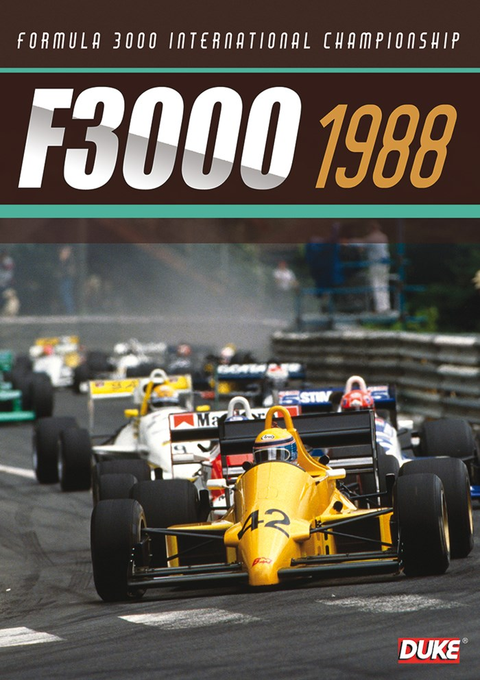 F3000 Review 1988 Duke Archive DVD