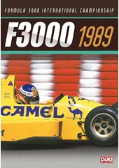 F3000 Review 1989 Duke Archive DVD