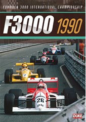 F3000 Review 1990 Duke Archive DVD