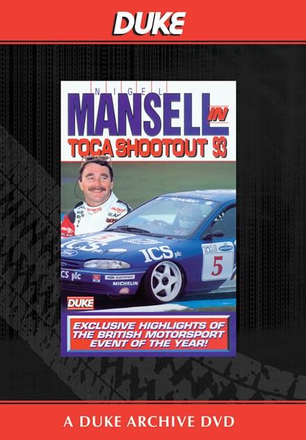 TOCA Shootout 1993 Duke Archive DVD