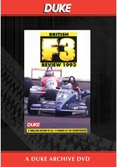 British F3 Review 1993 Duke Archive DVD