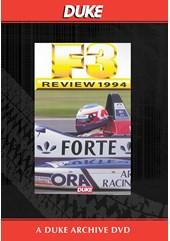 British F3 Review 1994 Duke Archive DVD
