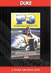 British F3 Review 1995 Duke Archive DVD