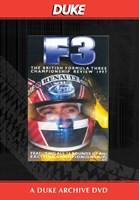 British F3 Review 1997 Duke Archive DVD
