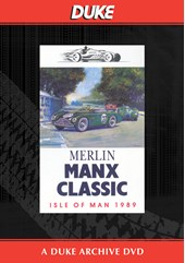 Manx Classic Car Sprint 1989 Duke Archive DVD