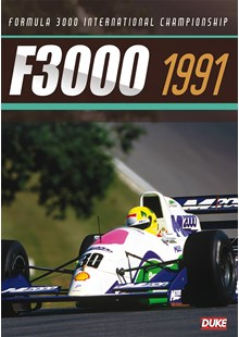 F3000 Review 1991 Duke Archive DVD
