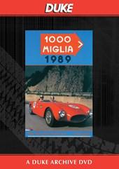 Mille Miglia 1989 Duke Archive DVD