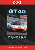 GT40 - Reunion At Watkins Glen Duke Archive DVD