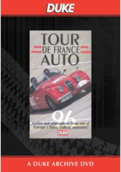 Tour De France Auto 1996 Duke Archive DVD