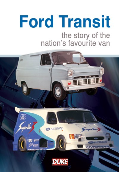 Ford Transit Story DVD