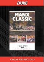 Manx Classic Car Sprint 1990 Duke Archive DVD