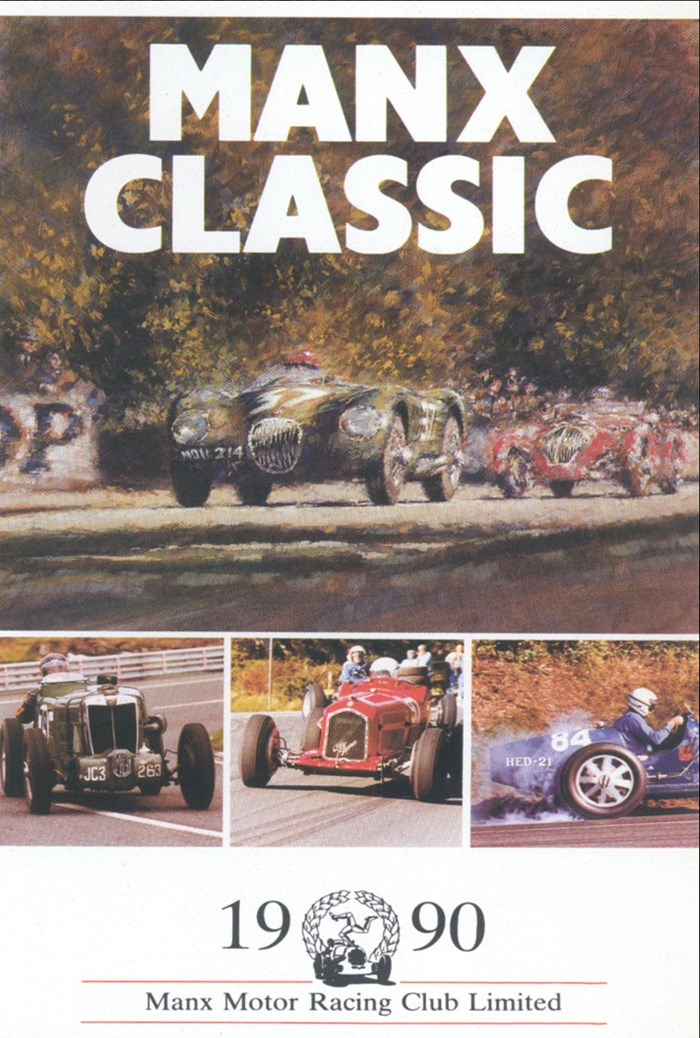 Manx Classic Car Sprint 1990 Download