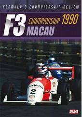 F3 Macau 1990 Grand Prix Duke Archive DVD