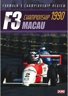 F3 Macau 1990 Grand Prix Duke Archive DVD