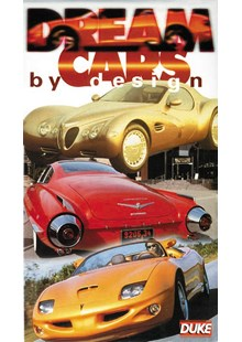 Dream Cars By Design Duke Archive DVD
