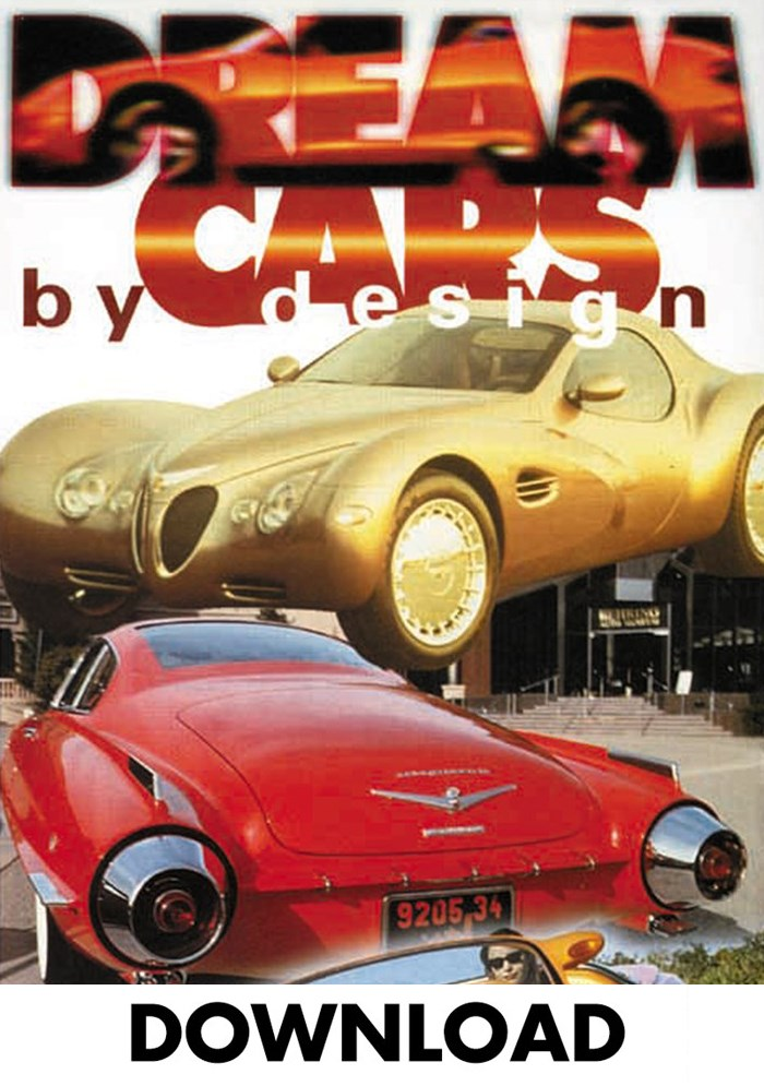Dream Cars by Design Download