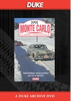 Monte Carlo Classic Challenge 1991 Duke Archive DVD