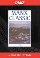 Manx Classic Car Sprint 1991 Duke Archive DVD
