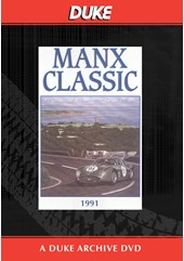 Manx Classic Car Sprint 1991 Duke Archive DVD