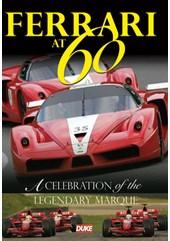 Ferrari at 60 NTSC DVD