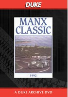 Manx Classic Car Sprint 1992 Duke Archive DVD