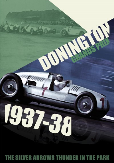 Donington Grands Prix 1937 & 38 DVD