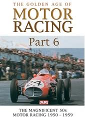 History of Motor Racing 1950's Part 6 Download