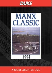 Manx Classic Car Sprint 1994 Duke Archive DVD