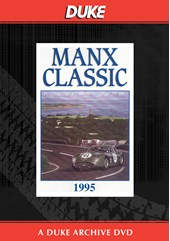 Manx Classic Car Sprint 1995 Duke Archive DVD