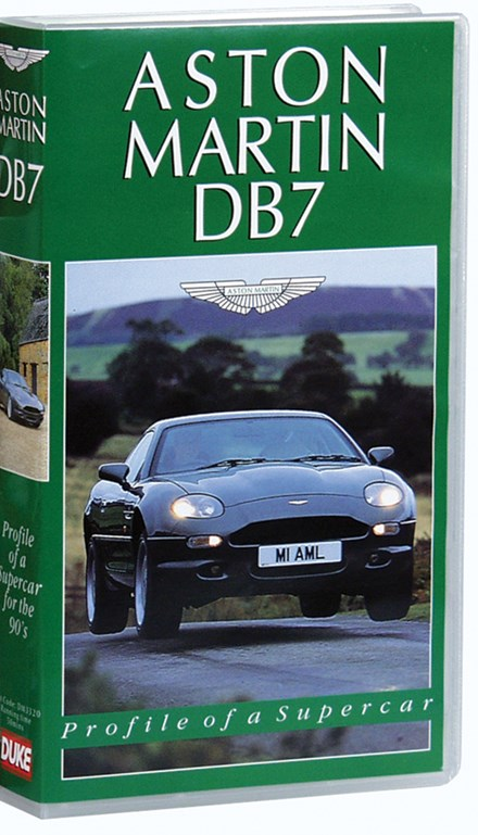 Aston Martin DB7 Download