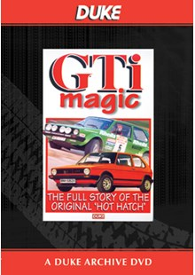 GTi Magic Duke Archive DVD