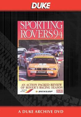 Sporting Rovers 1994 Duke Archive DVD