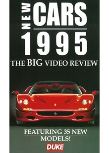 New Cars 1995 Duke Archive DVD