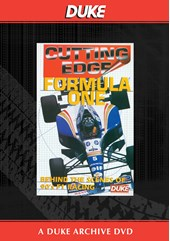 Cutting Edge F1 Duke Archive DVD