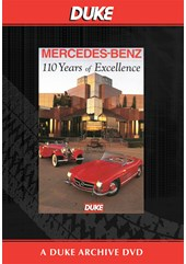 Mercedes Benz 110 Years Of Excellence Duke Archive DVD