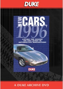 New Cars 1996 Duke Archive DVD