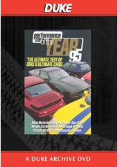 Performance Car Of The Year 1995 Duke Archive DVD