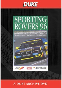 Sporting Rovers 1996 Duke Archive DVD