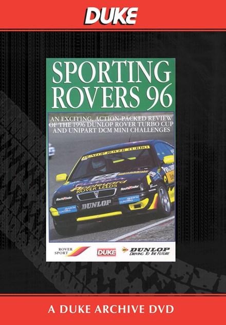 Sporting Rovers 1996 Duke Archive DVD