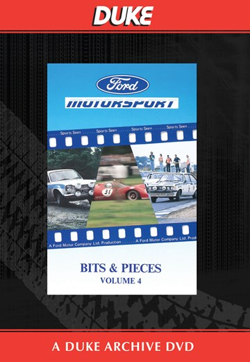 Ford Motorsport Bits & Pieces Volume 4 - click to enlarge