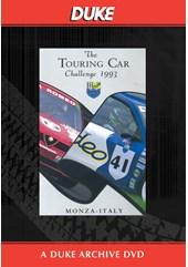 FIA Touring Car Challenge 1993 Duke Archive DVD
