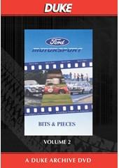 Bits & Pieces Volume 2 Duke Archive DVD