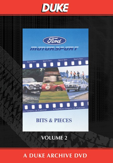 Bits & Pieces Volume 2 Duke Archive DVD - click to enlarge