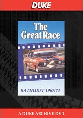 Bathurst 1967-1974 Duke Archive DVD