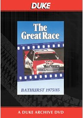 The Great Race Vol. 3: Bathurst 1975-1985 Duke Archive DVD